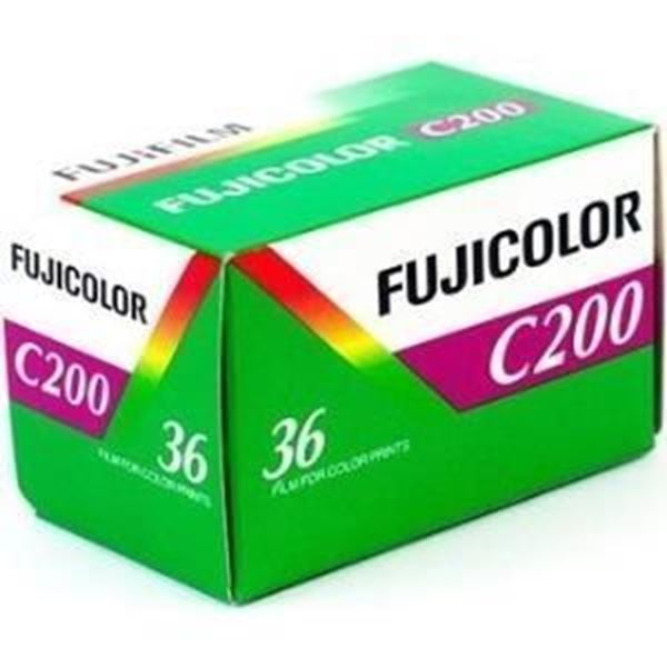 FUJICOLOR C 200 135/36EX EC 1