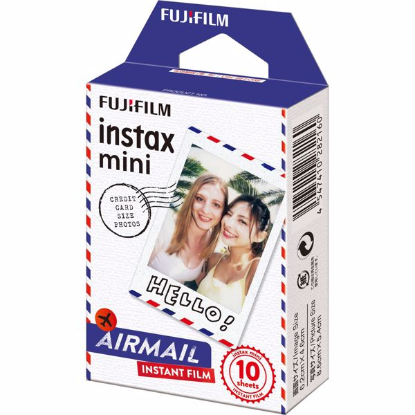 Picture of INSTAX MINI FILM AIRMAIL