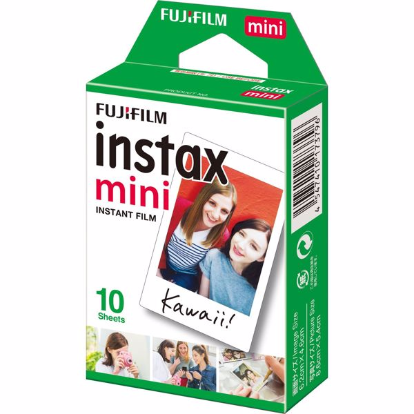 Billede af INSTAX MINI FILM (10/PKT)