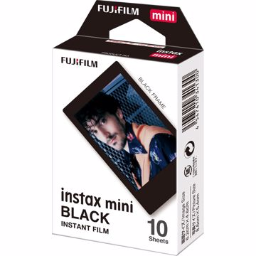 Picture of INSTAX MINI FILM BLACK FRAME