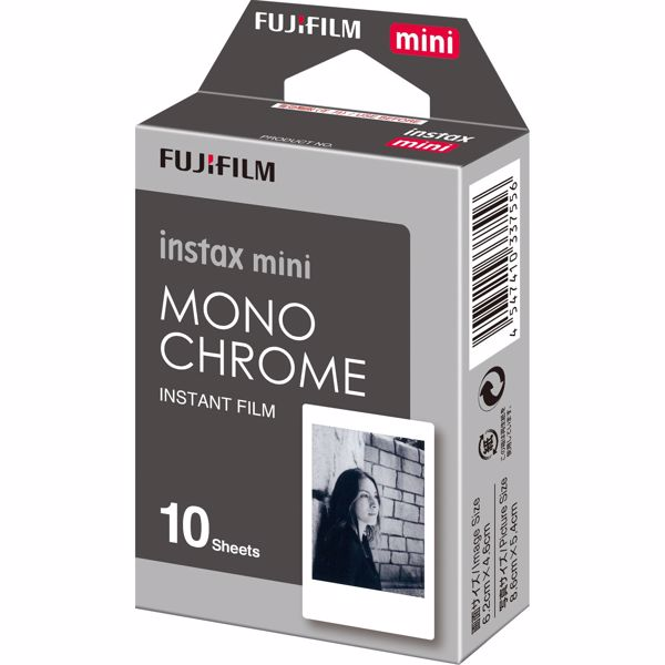 Bild på INSTAX MINI FILM MONOCHROME