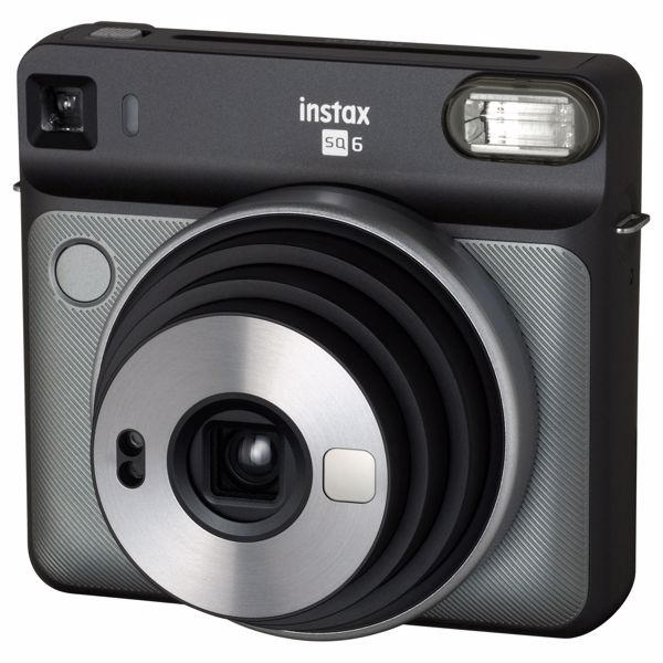 Bild på INSTAX SQUARE SQ-6 GRAPHITE GRAY