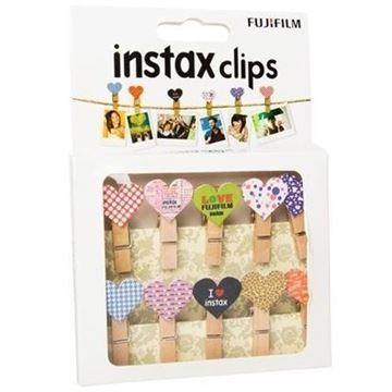 Picture of INSTAX DESIGN CLIPS HEART