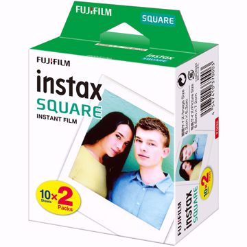 Picture of INSTAX SQUARE FILM (10X2/PKT)