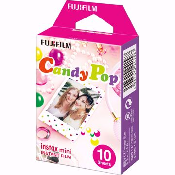 Picture of INSTAX MINI FILM CANDYPOP