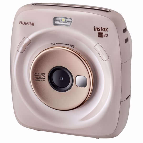 Picture of INSTAX SQUARE SQ-20 BEIGE