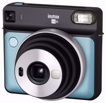 Picture of INSTAX SQUARE SQ-6 AQUA BLUE