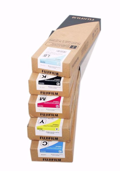 Picture of INK CARTRIDGE DL600/DL650 BLACK ID
