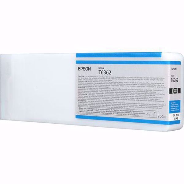 Picture of 960628/T6362 Bläck 700ml cyan 7890/9890/7900/9900