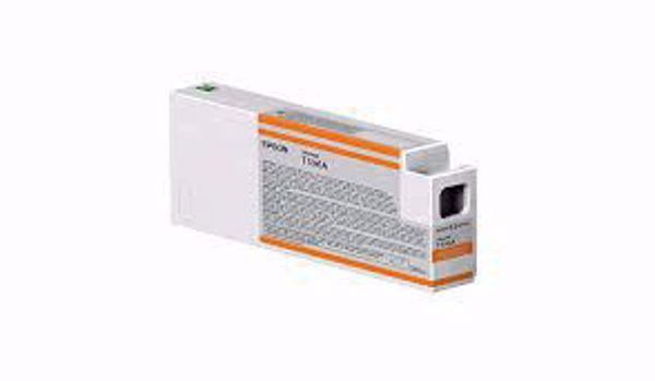 Picture of 940571/T596A Bläck 350ml Orange7890/9890/7900/9900