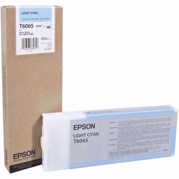 Picture of 939048/T6065 Epson bläck 220ml light cyan