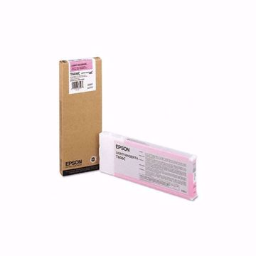 Picture of 939049/T606C Epsonbläck 220ml light magenta