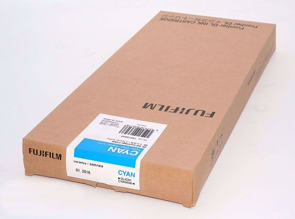 Picture of INK CARTRIDGE DL410/430/450 CYAN