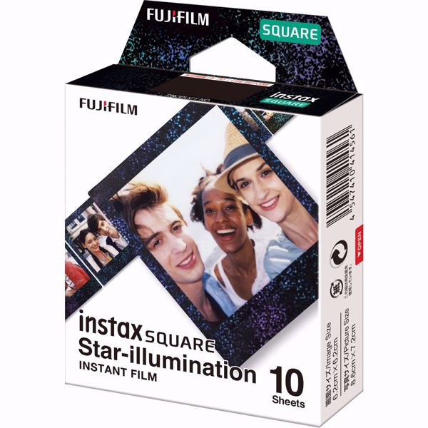 Picture of INSTAX SQUARE FILM STAR ILLUMI