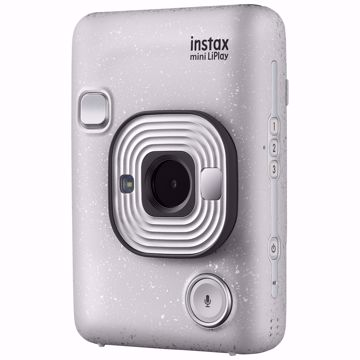 Picture of INSTAX MINI LiPlay STONE WHITE