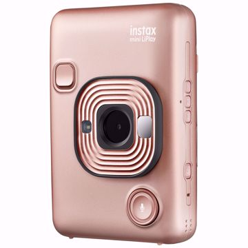 Picture of INSTAX MINI LiPlay BLUSH GOLD
