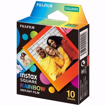 Picture of INSTAX SQUARE FILM RAINBOW