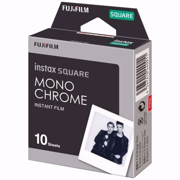 Picture of INSTAX SQUARE FILM MONOCHROME