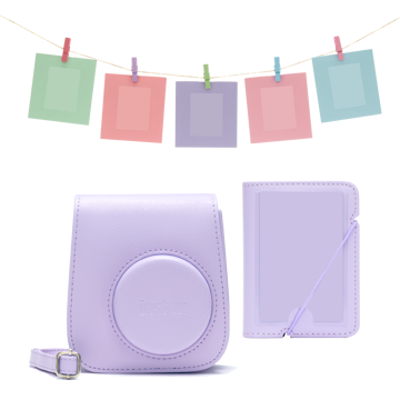 Picture of INSTAX MINI 11 ACCESSORY KIT LILAC-PURPLE