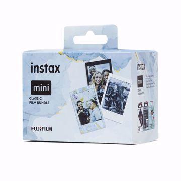Bild på INSTAX MINI FILM CLASSIC BUNDLE